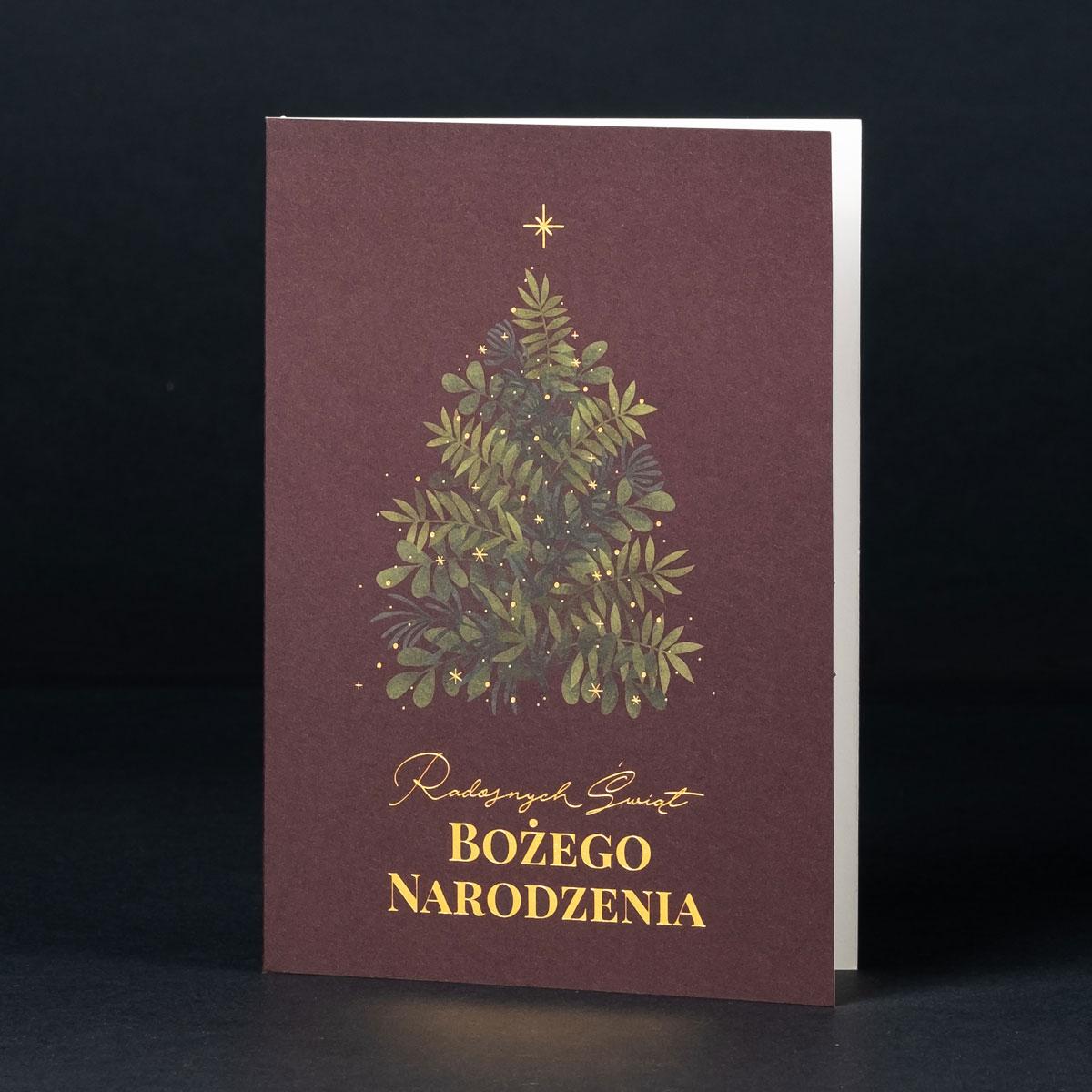 Kartka świąteczna ACH-034 1