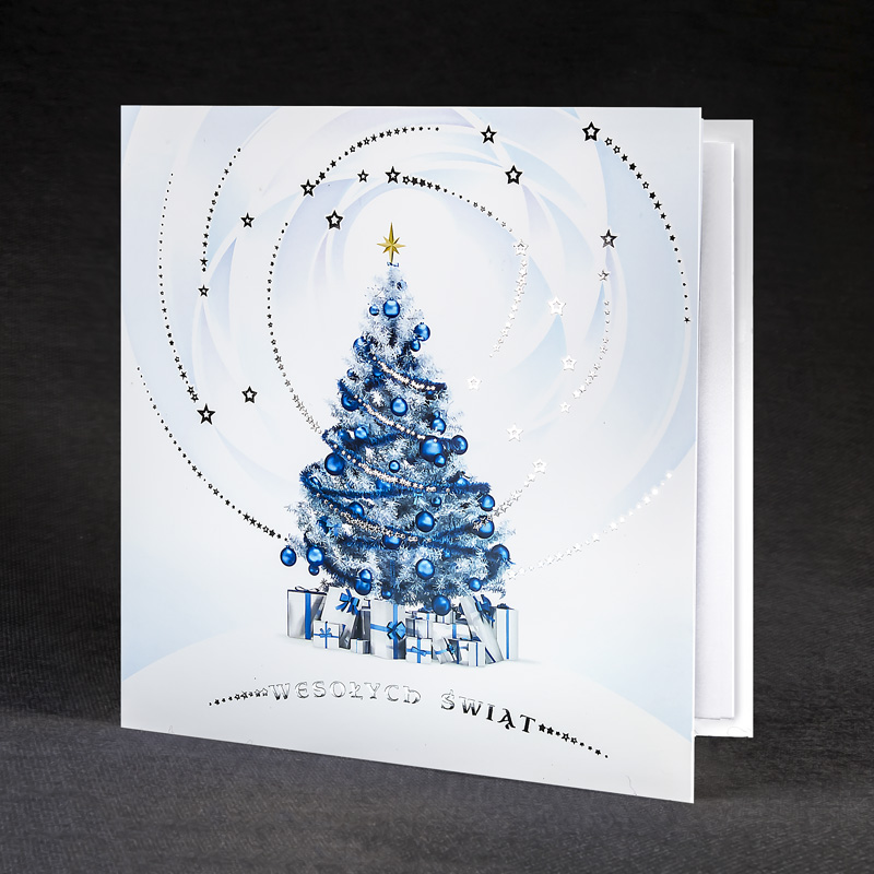 kartka świąteczna CH-0127