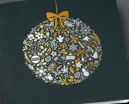 Kartki świąteczne ACH-1031B 2