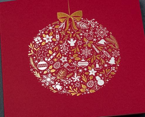 Kartki świąteczne ACH-1031C 2