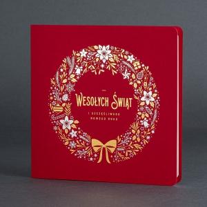 Kartki świąteczne ACH-1032C 1