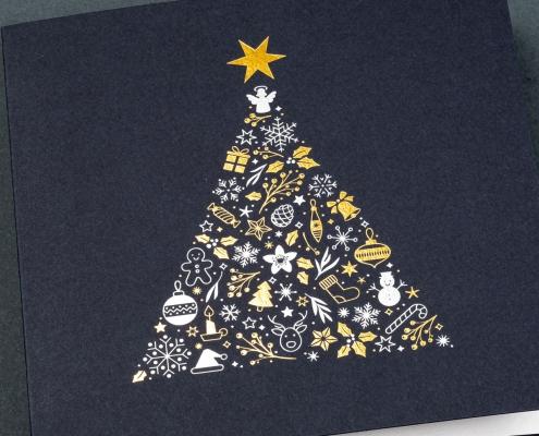 Kartki świąteczne ACH-1032A 2