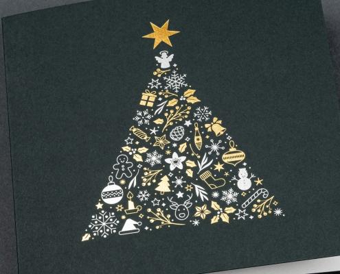Kartki świąteczne ACH-1032B 2