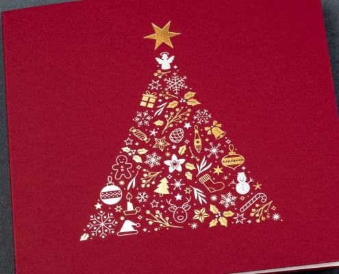 Kartki świąteczne ACH-1033C 2