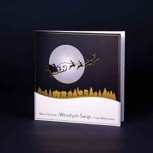 kartka świąteczna BN-0404