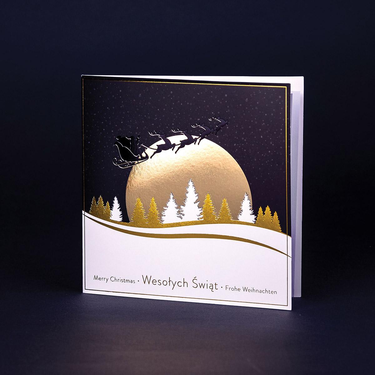 kartka świąteczna BN-0405