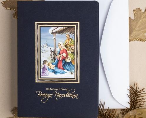 kartka świąteczna BN-101a