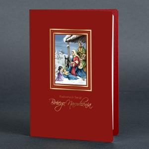 kartka świąteczna BN-101c 1