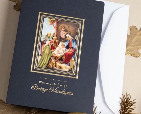 kartka świąteczna BN-102a 2