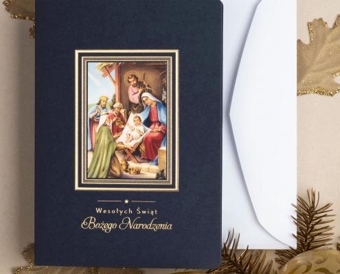 kartka świąteczna BN-102a