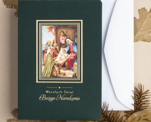 kartka świąteczna BN-102b