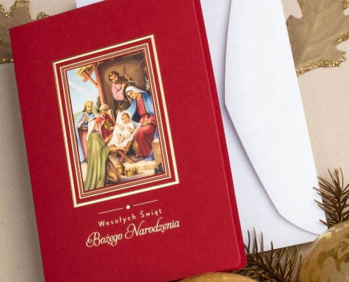 kartka świąteczna BN-102c 1