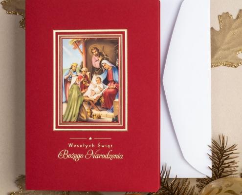 kartka świąteczna BN-102c