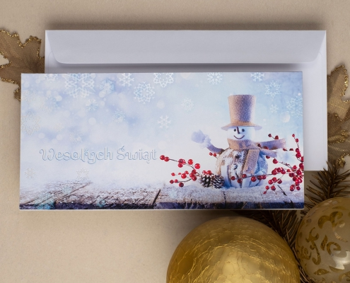 kartka świąteczna CH-0336