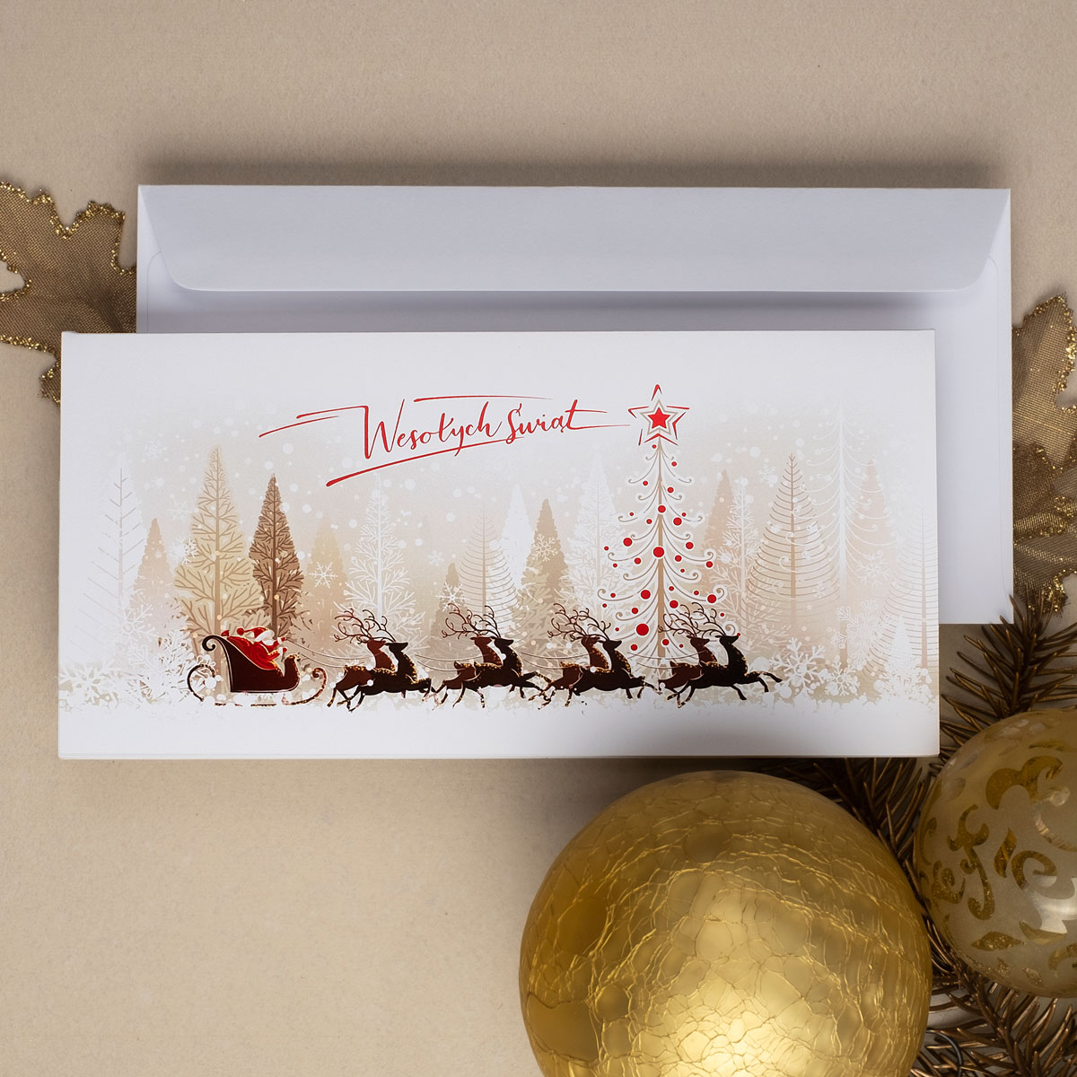kartka świąteczna CH-0614