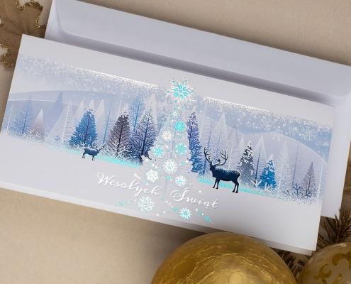 kartka świąteczna CH-0615 1