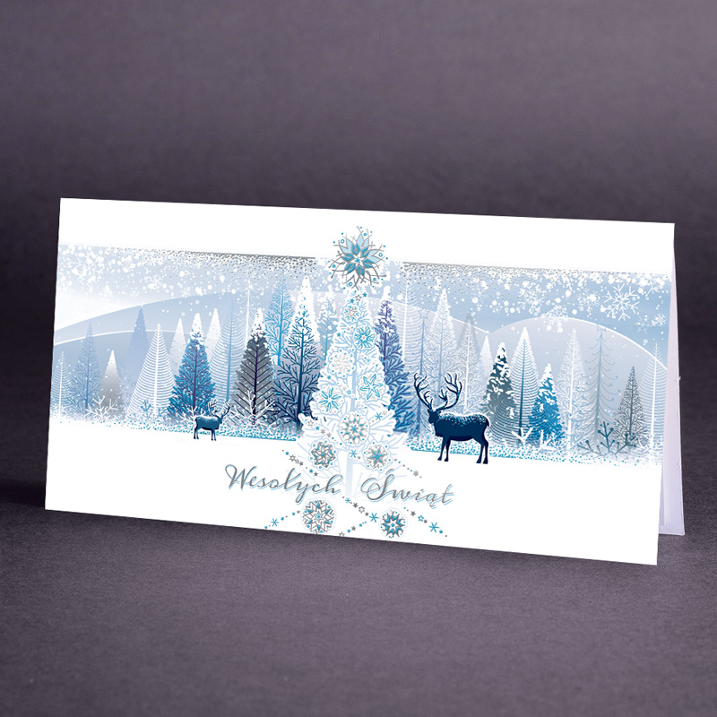 kartka świąteczna CH-0615 2