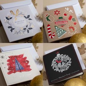 kartki świąteczne dla firm wzory