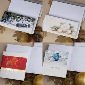 kartki świąteczne premium wzory