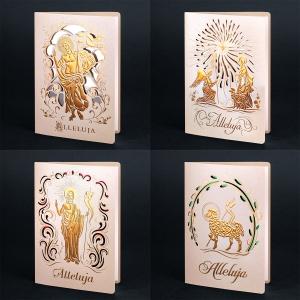 kartki wielkanocne religijne mix 1